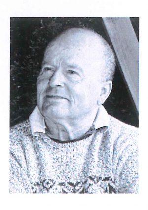 Portrait von Karl Giefing