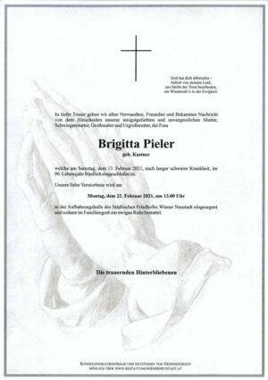 Portrait von Brigitta Pieler